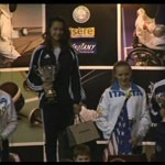 Amanda Sirico wins her first international gold medal at the Grenoble European Cadet Epee Cup